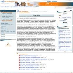 Les fiches focus- Pédagogie - Direction des services départementaux de l'éducation nationale du 86