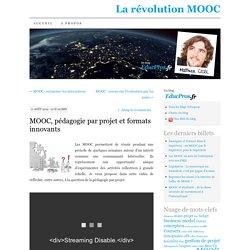 MOOC, pédagogie par projet et formats innovants