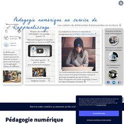 Pédagogie numérique