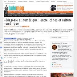Pédagogie et numérique : entre icônes et culture numérique