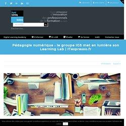 Pédagogie numérique : le groupe IGS met en lumière son Learning Lab