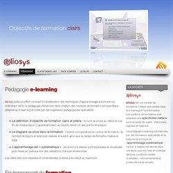 Pédagogie « Solutions e-learning – Plateformes LMS SCORM – serious games