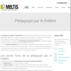 Pédagogie par le théâtre -