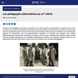 Pédagogies alternatives au XXe siècle (Les)