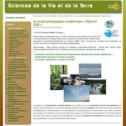 Le projet pédagogique académique « Objectif CO2 »