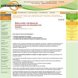 Un nouveau support pédagogique proposé par Adéquations