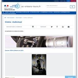Portail pédagogique académique:Cinéma - Audiovisuel