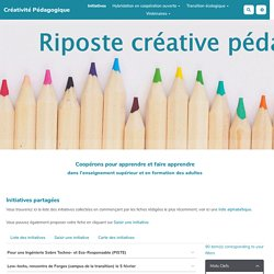 Créativité Pédagogique : Baseinitiatives
