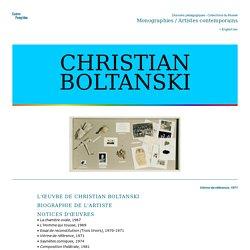 Centre Pompidou. Parcours pédagogique: Christian Boltanski