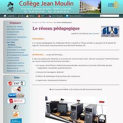 ► Le réseau pédagogique - Collège Jean Moulin