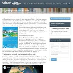 Trajet des plastiques dans les Océans - Onglet Pédagogique 7e ContinentOnglet Pédagogique 7e Continent