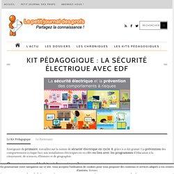 Kit pédagogique – La sécurité électrique avec EDF