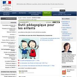 Outil pédagogique pour les enfants - Famille
