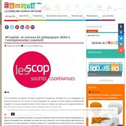 #Cooplab, un nouveau kit pédagogique dédié à l'entrepreneuriat coopératif
