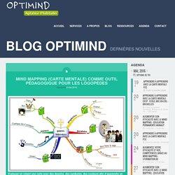 Mind mapping (carte mentale) comme outil pédagogique pour les logopèdes