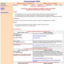 démarche pédagogique en immunologie