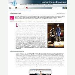 innovation pédagogique - éloge du métissage
