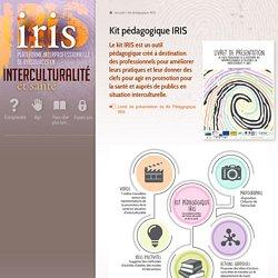 Kit pédagogique IRIS - AgiSanté : agir en interculturalité et en santé dans le Gard