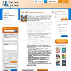 Revue pédagogique de l'OCCE - Classe inversée: l'éducation nouvelle 2.0