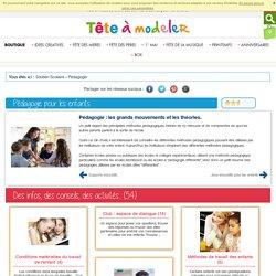 Pédagogique, méthode pédagogique pour votre enfant