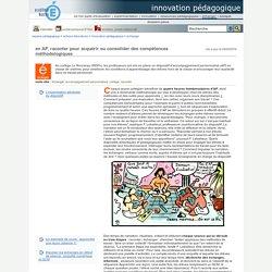 innovation pédagogique - en AP, raconter pour acquérir ou consolider des compétences méthodologiques
