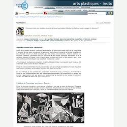 arts plastiques - InSitu - Guernica