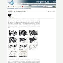 arts plastiques - InSitu - construire des leçons sur le dessin - 6