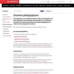 Dossiers péda-LES ABATTOIRS-FRAC MIDI PYRENEES