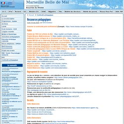 Ressources pédagogiques - Circonscription de Marseille Belle de Mai