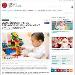 Jeux éducatifs vs pédagogiques - comment s'y retrouver? - Consommation - Jouets, jeux et cadeaux