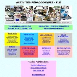 FLENET- activités pédagogiques