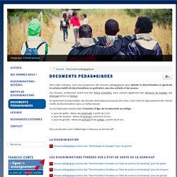 Documents pédagogiques - portail de lutte contre les discriminations