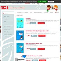 PEMF pour découvrir nos livres, nos outils pédagogiques et nos revues documentaires.