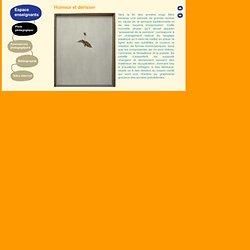 Pistes pédagogiques - Espace enseignants [Joan Miró]