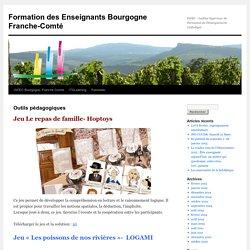 Formation des Enseignants Bourgogne Franche-Comté