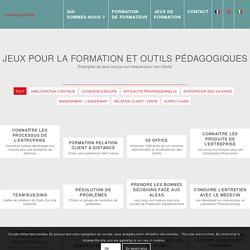 Outils pédagogiques & Jeux pour la Formation - Learning By Doing