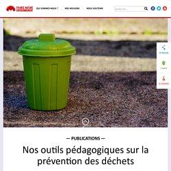 Nos outils pédagogiques sur la prévention des déchets
