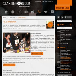 Outils pédagogiques Starting Block - Le Repas Insolent - Starting Block