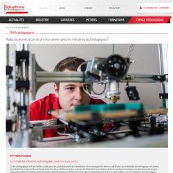 Outils pédagogiques - les industries technologiques