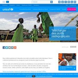 Outils pédagogiques à télécharger pour les droits des enfants - UNICEF