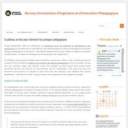 Service Universitaire d'Ingénierie et d'Innovation Pédagogique - Université de Lorraine