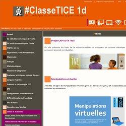 Usages pédagogiques du visualiseur et du tableau interactif (TNI, VPI, TBI)