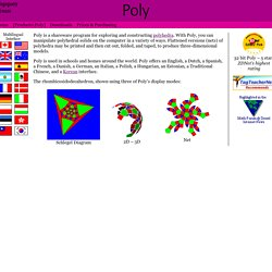 goguery Software: Poly