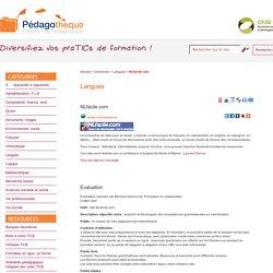 NLfacile.com - Pédagothèque.be : Platetorme pédagogique