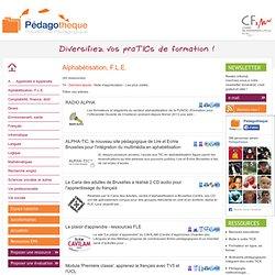 Pédagothèque.be - Plateforme pédagogique - FLE