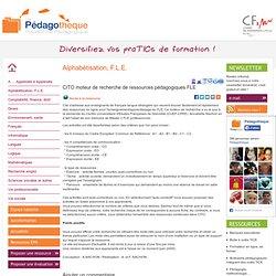 CITO moteur de recherche de ressources pédagogiques FLE