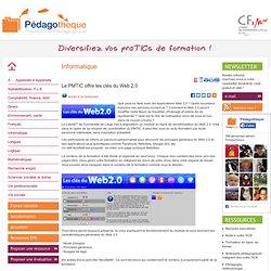 Le PMTIC offre les clés du Web 2.0