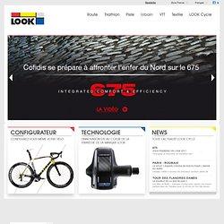 Look Cycle - Pédales automatiques et vélos carbone