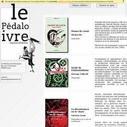 Le pédalo ivre - Maison d'édition associative