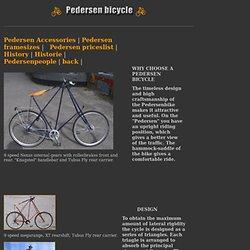 www.pedersen-bike.dk